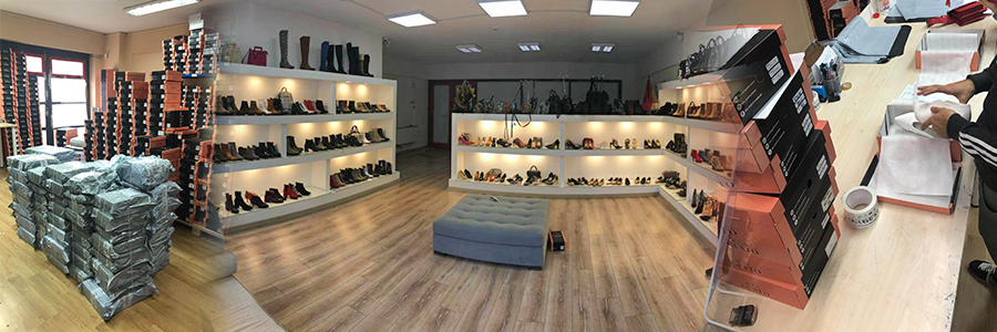SHOWROOM ve OPERASYON BİNAMIZ